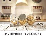 breakfast time  | Shutterstock . vector #604550741