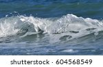 Coastal Sea Ocean Crashing Wav...
