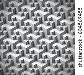 volume realistic unreal texture ... | Shutterstock .eps vector #604569455