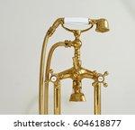 Golden Shower In The Bathroom