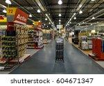 amsterdam  march 2017. interior ... | Shutterstock . vector #604671347