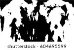 grunge black and white urban... | Shutterstock .eps vector #604695599