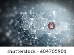 cyber security | Shutterstock . vector #604705901