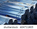 Cylindrical Steel Pipe ...