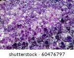 Purple Amethyst Cluster...