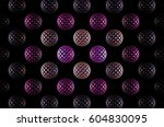 Abstract Fractal Texture On Th...