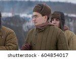 russia. saint   petersburg.... | Shutterstock . vector #604854017