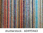 colorful carpet texture | Shutterstock . vector #60495463