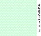 vector seamless waves pattern.... | Shutterstock .eps vector #604984544