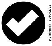 apply vector icon. flat black...