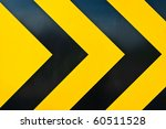 Yellow And Black Marking