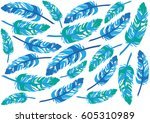color vector illustration of... | Shutterstock .eps vector #605310989