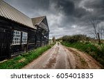 Farm Building On Shropshire...