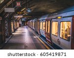 london  uk   march  2016 ... | Shutterstock . vector #605419871