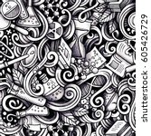 graphic science hand drawn...   Shutterstock .eps vector #605426729