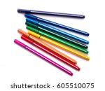 Marker Colorful