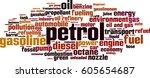 petrol word cloud concept.... | Shutterstock .eps vector #605654687