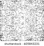 background black and white... | Shutterstock .eps vector #605843231