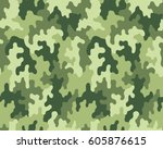 fashionable camouflage pattern  ...