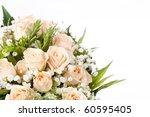 bridal bouquet | Shutterstock . vector #60595405