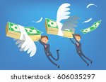 reward for success. efforts to...   Shutterstock .eps vector #606035297