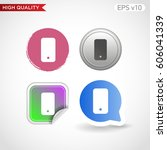 colored icon or button of... | Shutterstock .eps vector #606041339