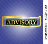 vector illustration of advisory ... | Shutterstock .eps vector #606042155