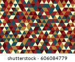abstract triangle background.   Shutterstock .eps vector #606084779