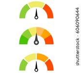credit score | Shutterstock .eps vector #606090644