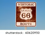 historic grunge looking route... | Shutterstock . vector #60620950