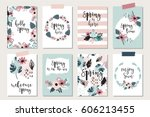Spring Floral Cards With...
