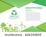ecology connection  concept...   Shutterstock .eps vector #606244835