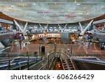 doha  qatar  21 dec 2016  view...   Shutterstock . vector #606266429
