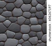 Seamless Cartoon Texture Of An...