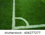 kids soccer blur | Shutterstock . vector #606277277