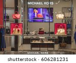 london  england   february 18 ... | Shutterstock . vector #606281231