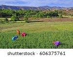 africa  morocco   moroccan...   Shutterstock . vector #606375761