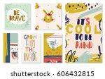 vector set of bright...   Shutterstock .eps vector #606432815
