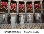 washington  usa   october 7 ... | Shutterstock . vector #606436607