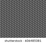cubes abstract seamless pattern. | Shutterstock . vector #606485381