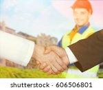 appointment. | Shutterstock . vector #606506801