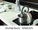 pot in the kichen | Shutterstock . vector #6066223