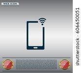 wireless connectivity concept.... | Shutterstock .eps vector #606650051