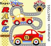 race car competition  kids t