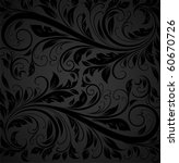 seamless wallpaper pattern ... | Shutterstock .eps vector #60670726