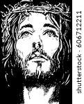 Jesus Christ  Crucifixion. Han...