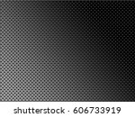 metal grid  | Shutterstock . vector #606733919