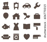 icons for online store. vector...