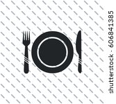 Dinner Dishes Icon