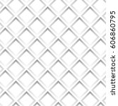 white texture  seamless pattern ... | Shutterstock .eps vector #606860795